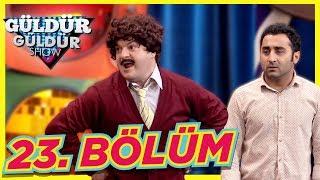 Güldür Güldür Show 23. Bölüm Tek Parça Full HD