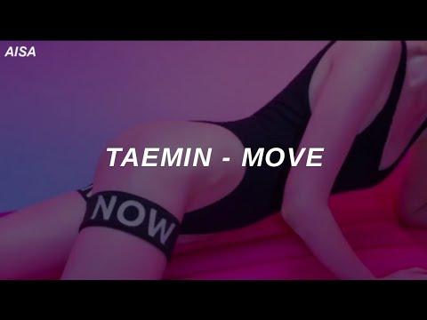 TAEMIN 태민 'Thirsty (OFF-SICK Concert Ver )' Easy Lyrics