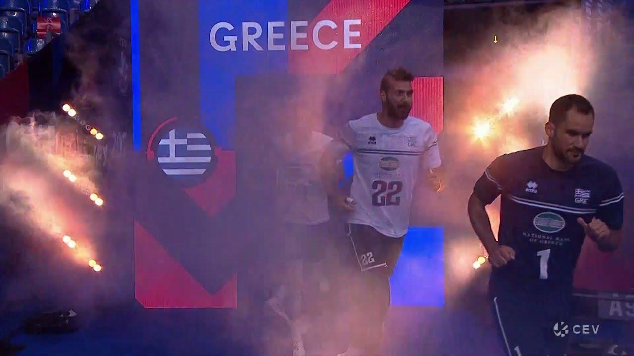 Ευρωπαϊκό Πρωτάθλημα Βόλεϊ Ανδρών 2021: Ελλάδα vs Πορτογαλία | 08/09/2021 | ΕΡΤ