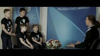Интервью с фестиваля VolBIT - участники Скретч-хакатона