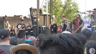 P.O.D. - On Fire LIVE River City Rockfest San Antonio 5/29/16