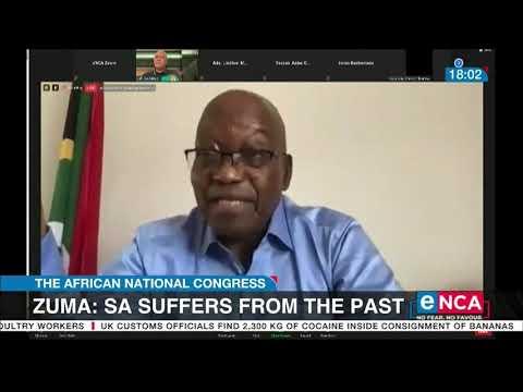 Law is soft on criminals Zuma