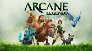 Picture of a game: Arcane Legends