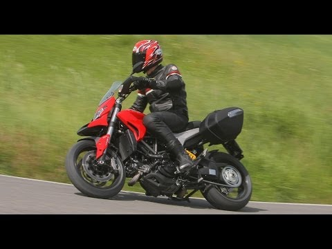 Ducati Hyperstrada launch review
