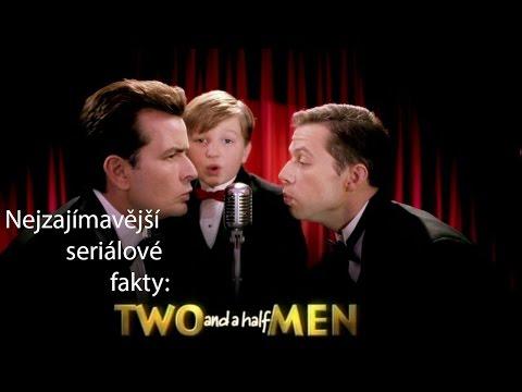 Nejzajímavější seriálové fakty : Dva a půl chlapa