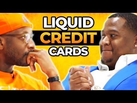 Episode #61 Marcus Barney - Liquid Credit Cards