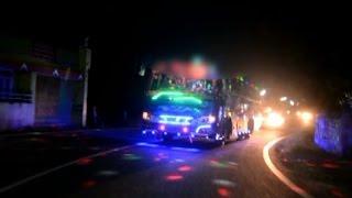 Using high-decibel horns in Tourist buses