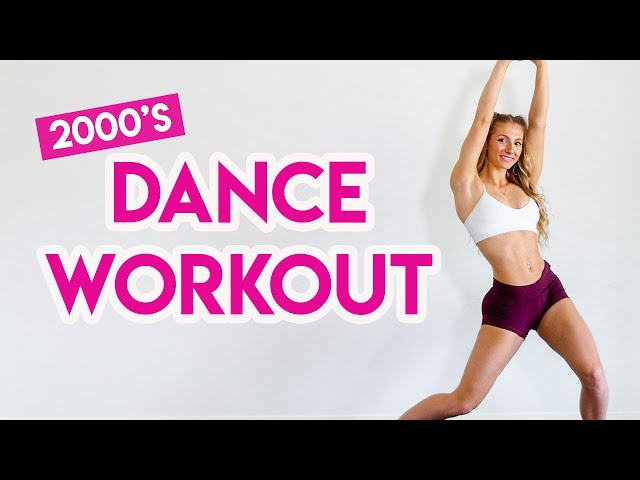 15 MIN DANCE PARTY WORKOUT – Full Body/No Equipment