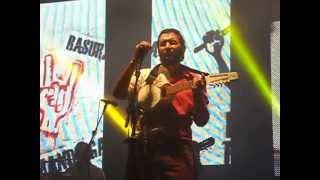 preview picture of video 'LOS TEKIS - Arde la Ciudad (Carrileñazo 2013, Festival Nacional de Canto y Jineteada) Salta'