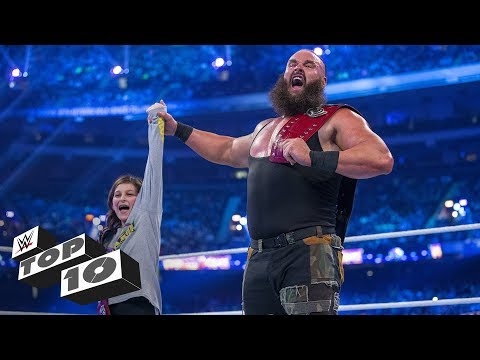 Download Most shocking moments of 2018: WWE Top 10, Dec. 22, 2018 Mp4 HD Video and MP3