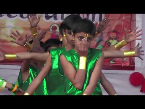 Ganesh Vandana Dance | Ganesh Arti | Cover Dance on Ganesh chaturthi | Rudra Public School