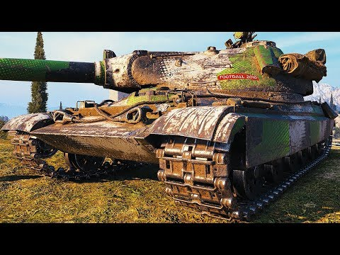 60TP - I HAVE A BIG GUN - World of Tanks Gameplay
