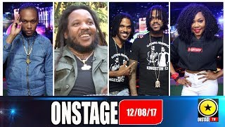 Stephen Marley, Twin of Twins, Xklusive, Kim Nain - Onstage August 12 2017 (FULL SHOW)
