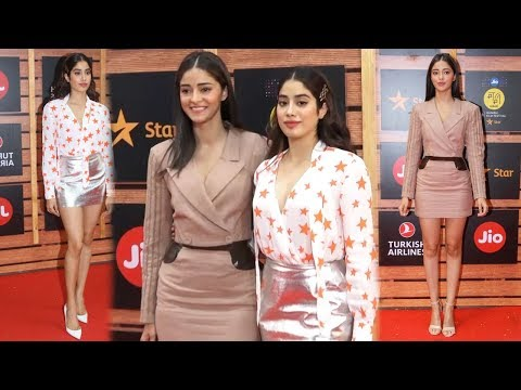 Ananya Panday And Janhvi Kapoor lead the YOUNG BRIGADE of BOLLYWOOD At Jio Mami Film Festival