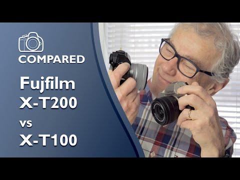 External Review Video 1vTsRnurVbo for Fujifilm X-T200 APS-C Camera