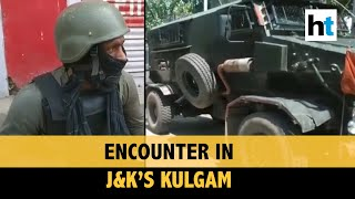 Kulgam encounter: 1 terrorist killed, 2 soldiers injured in J&K's Arreh area