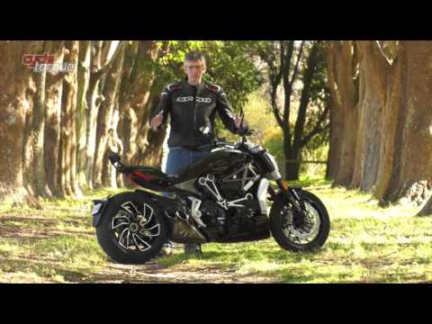 Ducati XDiavel S Review