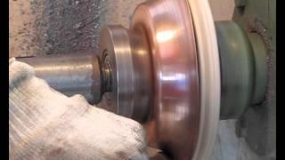 изготовление тарелки ротационной вытяжкой