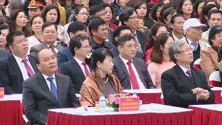 Chủ tịch nước Trần Đại Quang chúc thọ nguyên Tổng Bí thư Đỗ Mười 100 tuổi