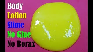 Toothpaste kids slime with salt no glue no borax 2 diy body lotion slime how to make slime without glue super easy ccuart Gallery