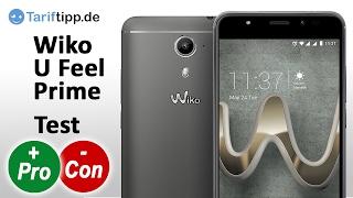 Wiko U Feel Prime | Test deutsch