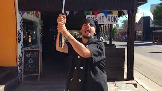 #TBT •SUSHIMAN VIOLENTO• Rodriguez Galati #MisaCochina