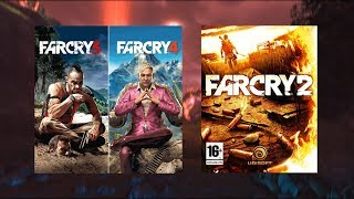 Ranking The Far Cry Games From Worst To Best