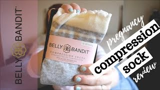 BELLY BANDIT PREGNANCY COMPRESSION SOCKS | product review