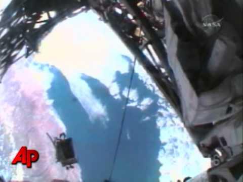 Jak ze kosmicznej stacji zginęła torebka