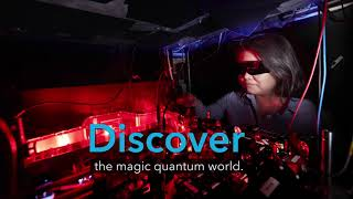 The Master's Program in Quantum Science & Technology