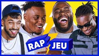 JNR & ZKR vs Gradur & Nyda - Rap Jeu #33