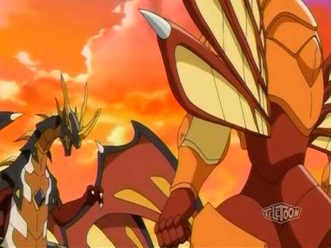 Bakugan: New Vestroia Episode 18