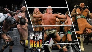 WWE NXT Halftime Heat Highlights 4 February 2019 | WWE HALFTIME Highlights 2019 #WweHalftime