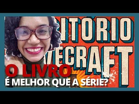 TERRITÓRIO LOVECRAFT  É UMA HOMENAGEM A LITERATURA PULP