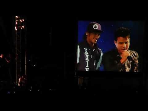 Neymar cantando O Grande Amor da Minha Vida em Araraquara HD