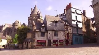 Vitré France Cité Medievale -Medieval City