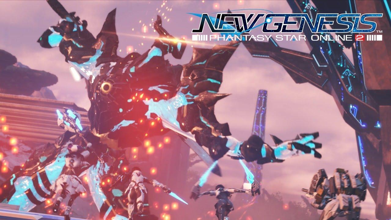 Phantasy Star Online 2: New Genesis - Nuovi dettagli in arrivo al Tokyo Game Show