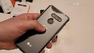 Spigen Liquid Crystal Case For LG G8
