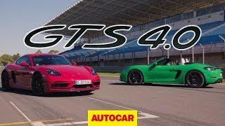 Porsche 718 Cayman GTS & Boxster GTS 2020 review   4.0 6cyl first drive   Autocar