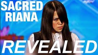 The Sacred Riana: Asia's Got Talent Magic Trick Revealed
