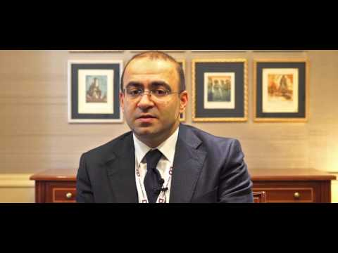 Taha Ozhan at CAF 2015 annual Forum - Interview