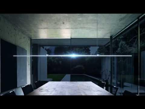 LG LED Pendelleuchte Slim ART auf Deutsche-Leuchten.de