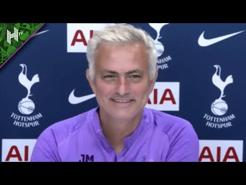 I want to play European football next season | Crystal Palace v Spurs | Mourinho press conference