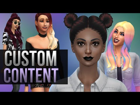 How To Download & Install Custom Content For The Sims 4! ❤ Mp3