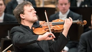Bartók: Violin Concerto No. 2 / Zimmermann · Gilbert · Berliner Philharmoniker