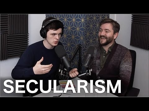 What Is Secularism? | Andrew Copson (Humanists UK) and Cosmic Skeptic