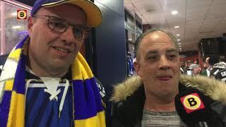 Tilburg Trappersgeloven in een vol Koning Willem II Stadion