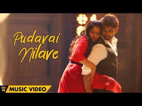 Pudavai Nilave - Official Music Video | Yaadhumaagi Nindraai | Dhanush | Ashwin Vinayagamoorthy
