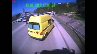 Подборка ДТП с мотоциклами на видеорегистратор. Аварии. Подборка
