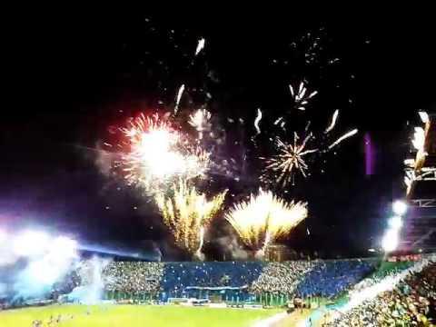 """""""Recibimiento Los Chiflados x Blooming"""" Barra: Los Chiflados • Club: Blooming"""